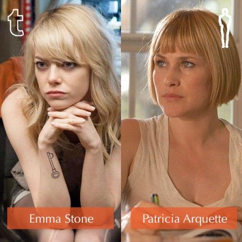 Tumblr prediction - Emma Stone, Oscar winner - Patricia Arquette
